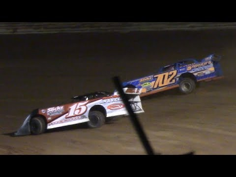 FASTRAK Crate Late Model Heat Three | Tyler County Speedway | 6-1-19