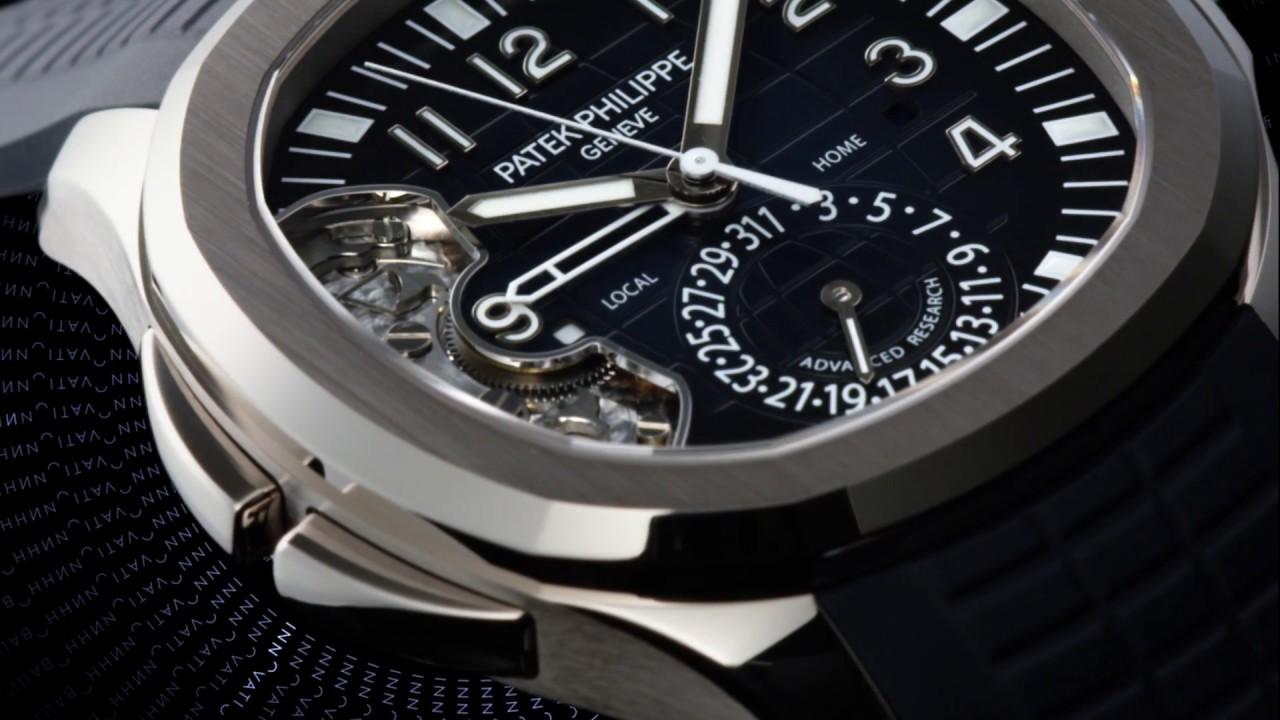Patek Philippe Aquanaut Travel Time Ref 5650g Advanced Research Watch Ablogtowatch