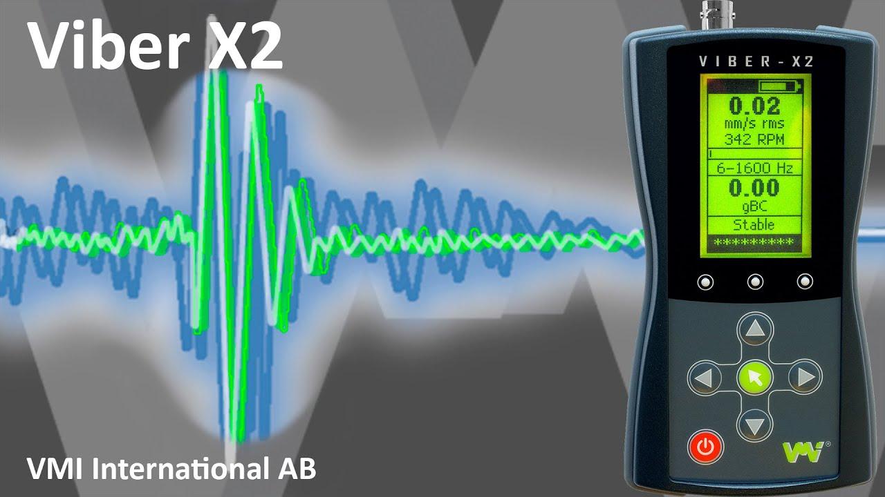 VIBER X2™ Portable Vibrometer