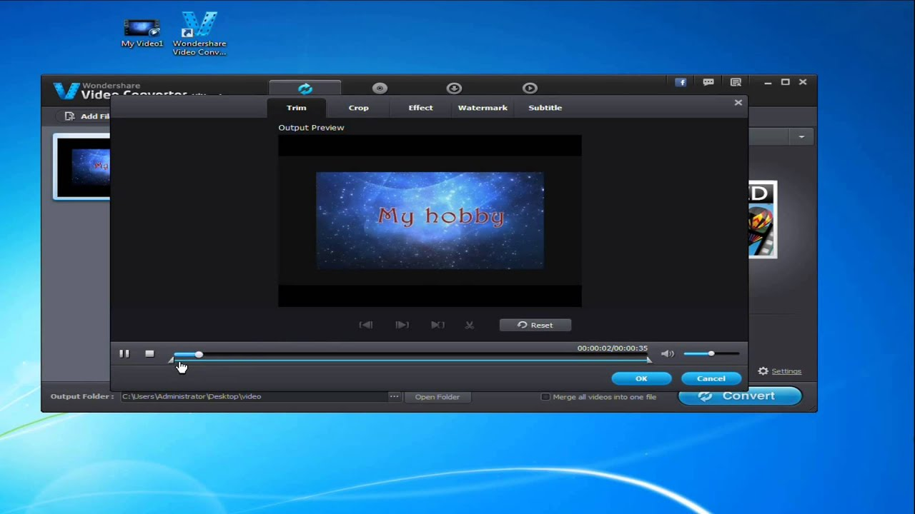 How to Convert MP4 to Xvid - YouTube