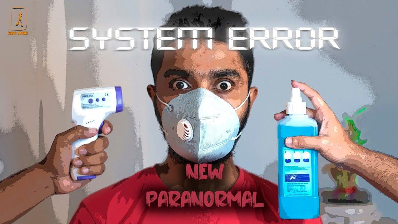 New Paranormal | System Error | Episode -3 | Raw Sayan | Funny Video | Bangla Satire