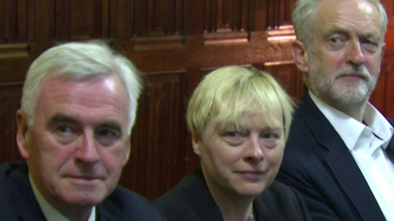 Historic Labour party shadow cabinet resignations trigger protest ...