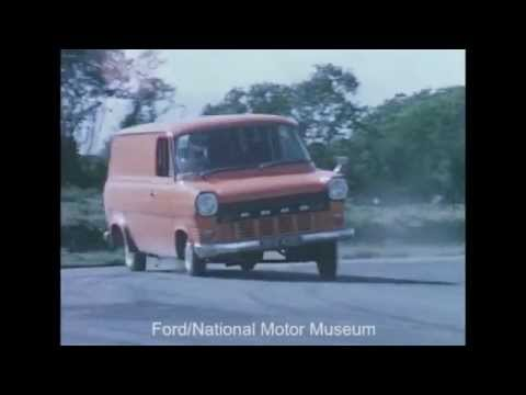 Ford Heritage Channel Trailer