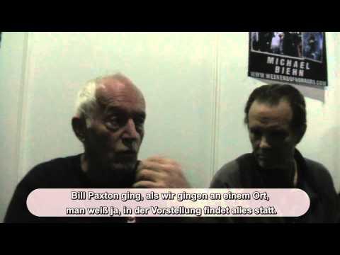 Lance Henriksen Interview Weekend of Horrors 2013 Film-Retro-Shop.de