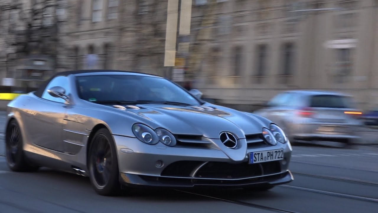 Mercedes-Benz SLR McLaren - Jay Leno's Garage - YouTube