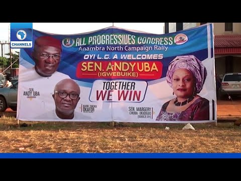 Anambra Election: APC Governorship Candidate Tours Oyi Ayamelum Federal Constituency