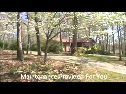 wesley mountain village retirement community blairsville georgia rh youtube com