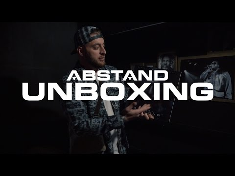 KC Rebell ✖️ ABSTAND ✖️ [ official Unboxing ]
