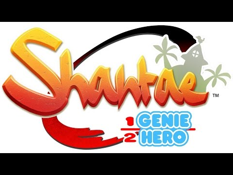 The Sky Bridge - Shantae: Half-Genie Hero Music Extended