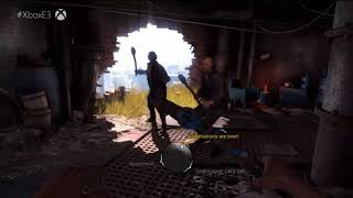 DIYING LIGHT 2 - Gameplay Walkthrough Demo (E3 2018)