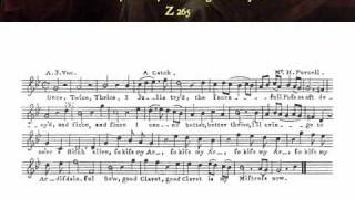 Purcell: Z 265. Once, twice, thrice I Julia try