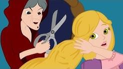 Rapunzel kinder geschichte - märchen für kinder - Gute Nacht Geschichte