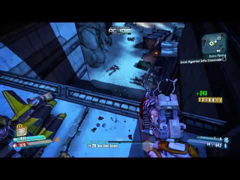 Borderlands2 Data Mining From The Elivator