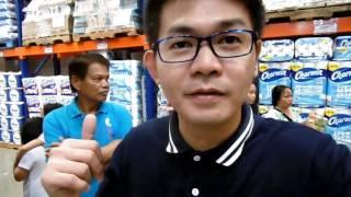 Mga First Timers sa S & R Cagayan de Oro! | VLOG # 1