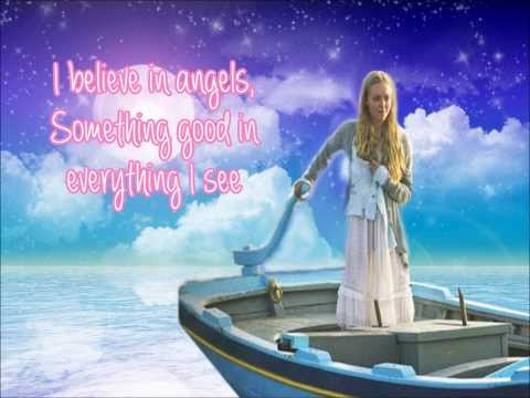 Mamma Mia The Movie-I Have a Dream-Lyrics Video (full song)