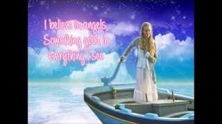 Mamma Mia The Movie-I Have a Dream-Lyrics Video (full song)