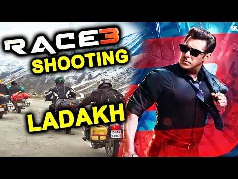 RACE 3 South Africa Shooting CANCELLED, Now To Be SHOT In Ladakh | Salman Khan