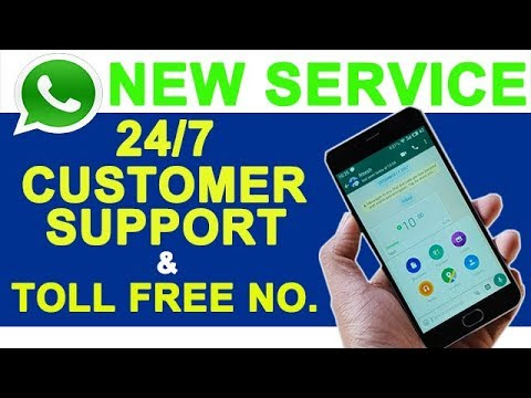 WhatsApp To Start 24/7 Customer Support and Toll-Free Number with Payments Service