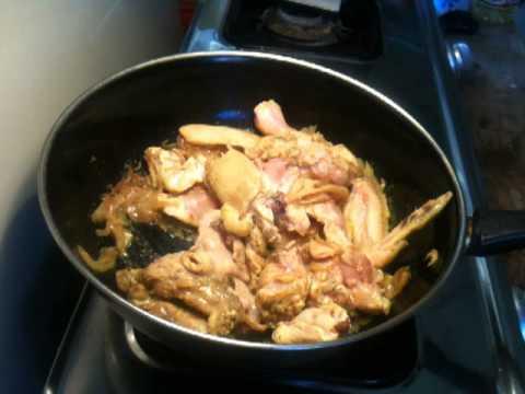 préparer-un-poulet-coco---recette-poulet-au-lait-de-coco