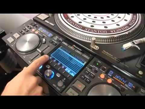 Pioneer MEP-7000 DJ Controller XP