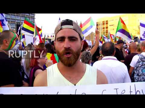Israel: Druze community protests against new Jewish nation-state law