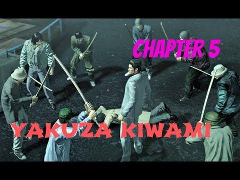 Yakuza Kiwami 100% Guide [English, 1080p HD, 60 FPS] Chapter 5 : The Underground World !