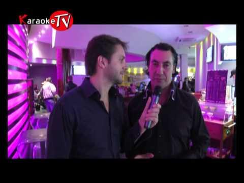 """KARAOKE TV CON PIERINO AL """"DUBAI CAFE'"""""""