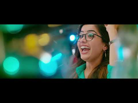 Choosi Chudangane FullVideo SongEdited Version¦¦ Chalo Movie ¦¦ Naga Shaurya, Rashmika