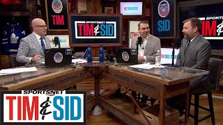 Chris Johnston On Why He Thinks The NHL Deadline Day Will Be A Quiet One | Tim & Sid