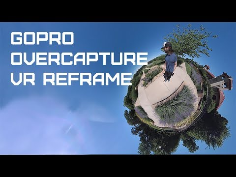 GoPro VR Reframing for Adobe Premiere Pro - Tiny Planet and Panning Effects