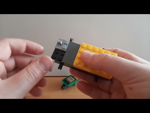 Speedbuild: Lego City 60284