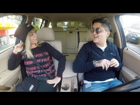 STAR IN THE CAR with MARIJA SERIFOVIC