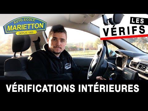 Les vérifications permis 2018 : Nouvelle Citroën C3 - Intérieur