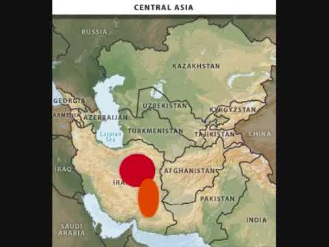 Afghan Empire from 662- AD-1250 AD Part  1 of  2