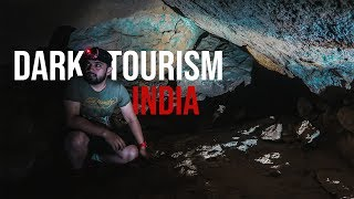 The Most Dangerous CAVES in India | Dark Tourism | North East India Ep.05