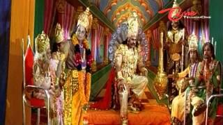 M S Narayana As Srikrishna Comedy Scene With Nagababu - NavvulaTV