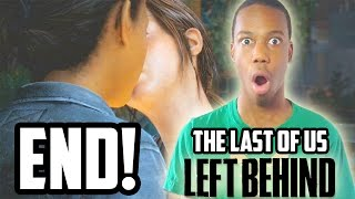 The Last of Us: Remastered Left Behind DLC - Ending!