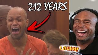 Top 10 Convicts Who Freaked Out After Given A Life Sentence REACTION!