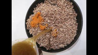 Мясная начинка для блинчиков, пирогов, пирожков, вареников и т д