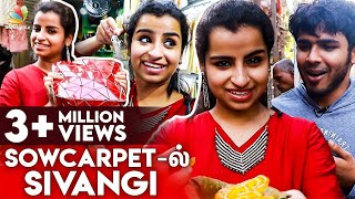 LOL😂: Sowcarpet-யை தெறிக்கவிட்ட Shivangi - Ultimate fun😁 | Vijay TV, Cooku with Comali, Pugazh