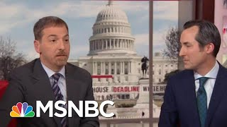Special Counsel Report Has Been Filed To The Attorney General | MTP Daily | MSNBC