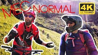 J'emmène un Mec Normal en vélo de montagne !!