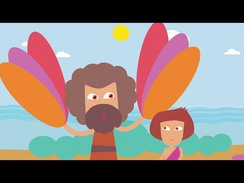 Icarus & Daedulus | Dionysus & Ariadne | Greek Mythological Stories