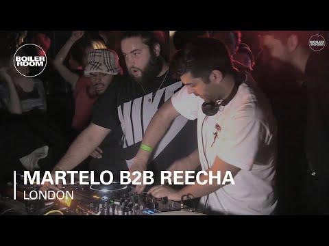 Martelo b2b Reecha Boiler Room London 5th...