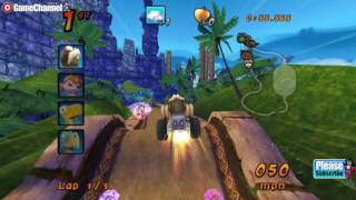 Cocoto Kart Racer Nintendo Gamecube Racing Games - Videos Games for Kids