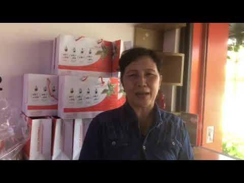 Thay lời quảng cáo Taca – Chi Dung trại gà Gò Công