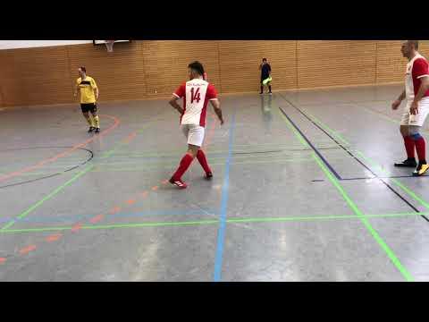 10. Deutsche Gehörlosen- Futsalmeisterschaft der Senioren in Karlsruhe 2018