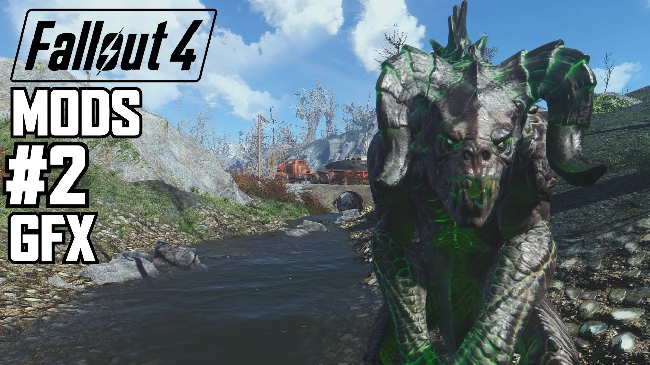 Fallout 4 Grafik Mod