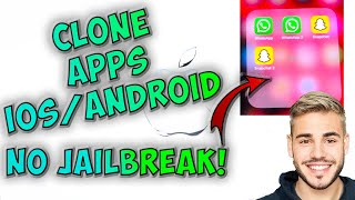 How To Duplicate Apps on iOS/Android - Clone Apps NO JAILBREAK