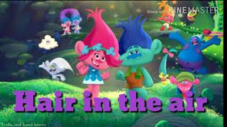 01 Hair in the air  Trolls The Beat Goes On Soundtrack